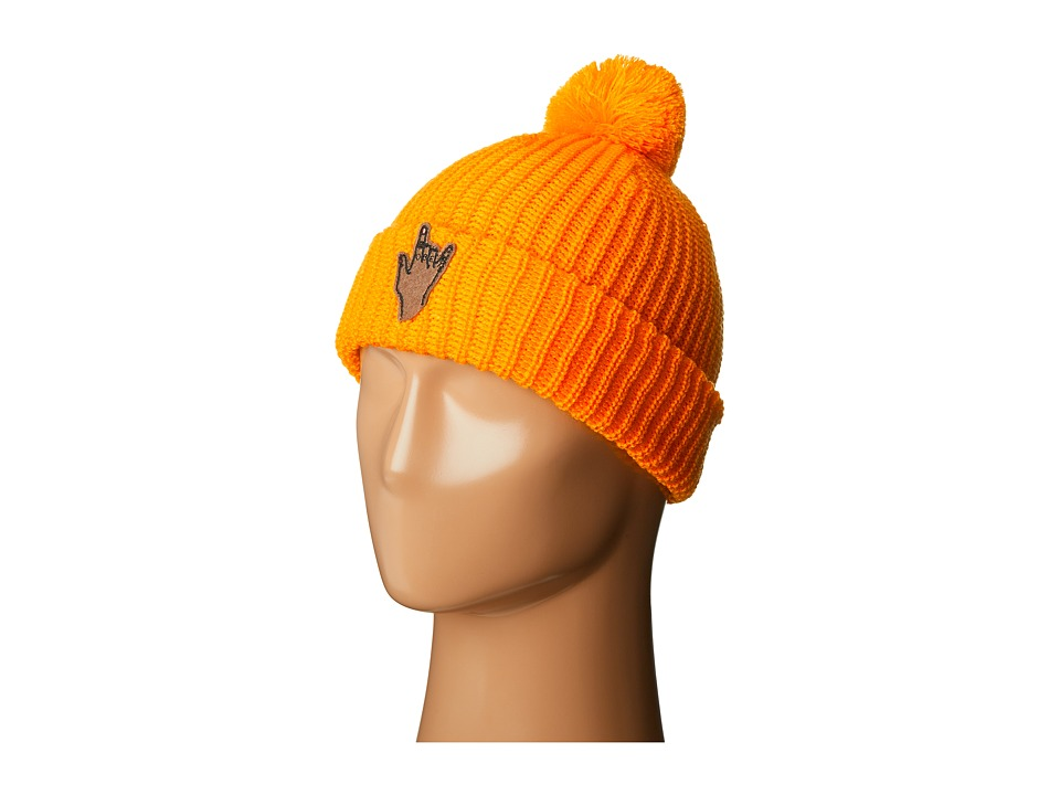 Obey - Signing Off Beanie (Honey Gold) Beanies