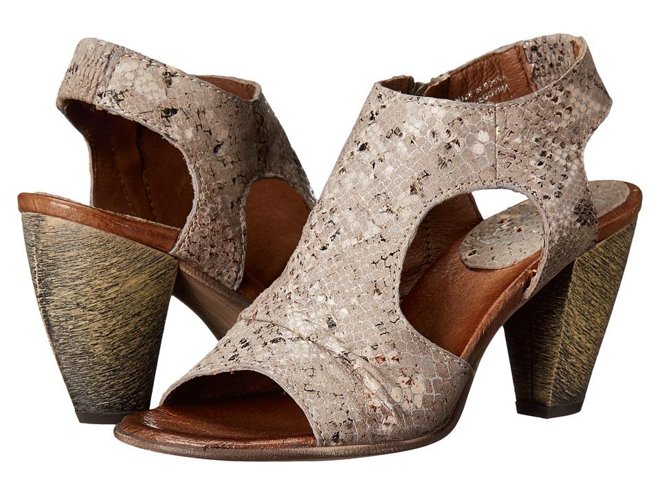 Miz Mooz - Michelle (Stone Snake) High Heels