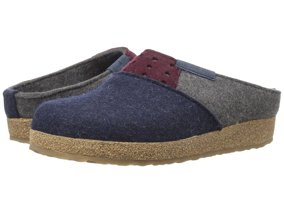 Haflinger - Freedom (Captain's Blue) Women's Slippers