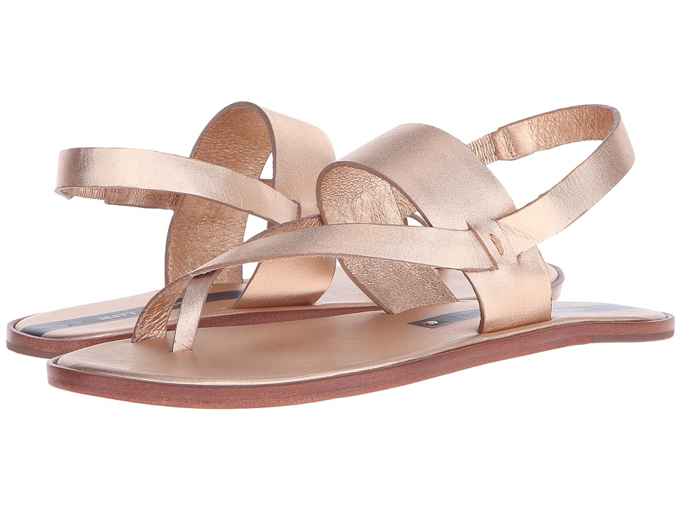 Matt Bernson - Athena (Rose Gold Leather) Women's Shoes