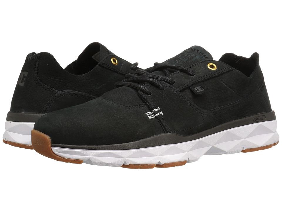 DC - Player Zero (Black) Men's Skate Shoes