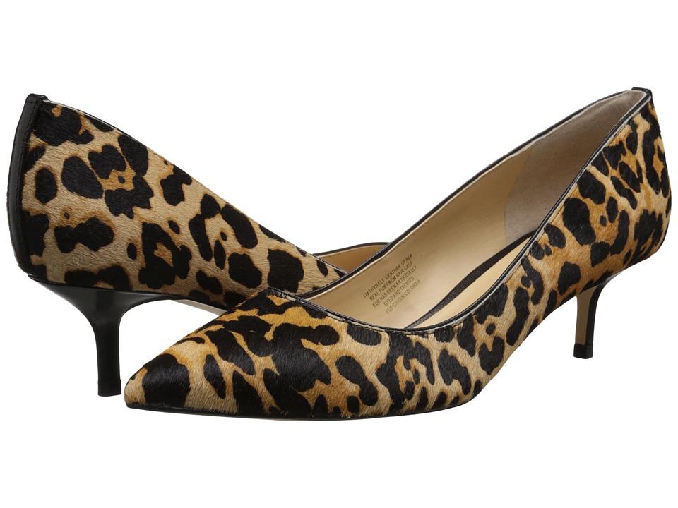 Ivanka Trump - Athynaly (Leopard Print) High Heels