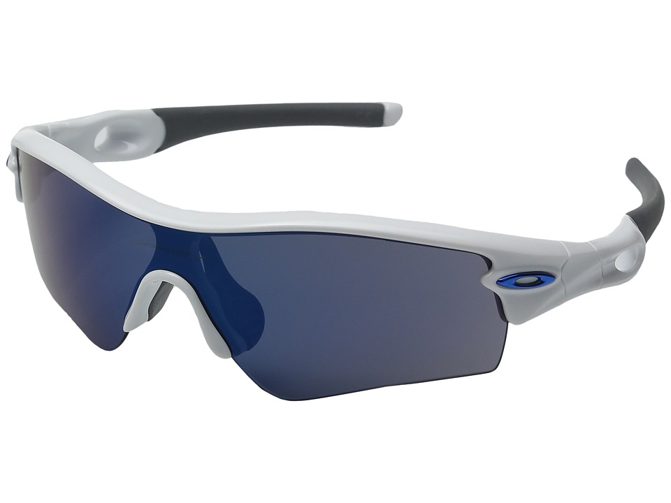 Oakley - Radar Path (Polished White w/ Ice Iridium) Fashion Sunglasses