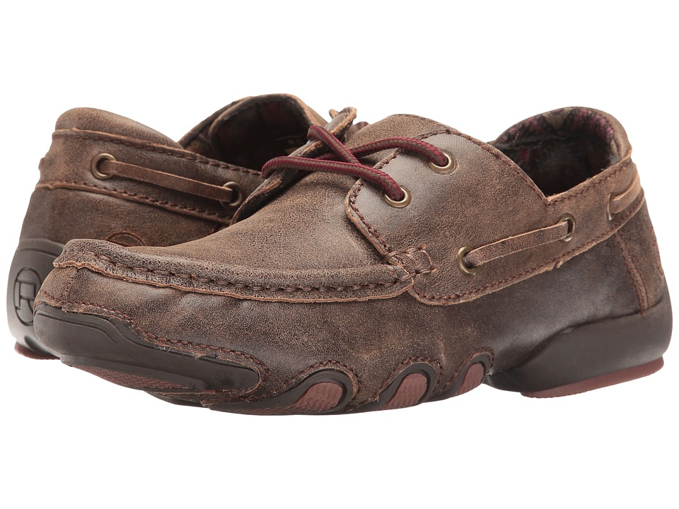 Roper Lacee (Brown Leather) Women