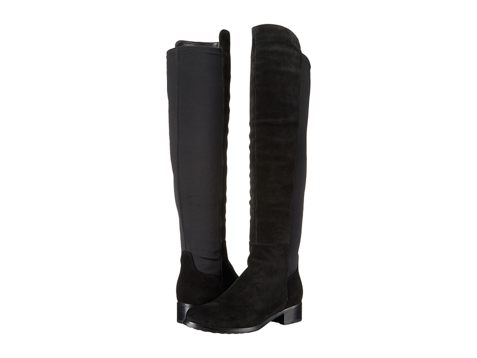 Blondo Velma Waterproof (Black Suede) Women
