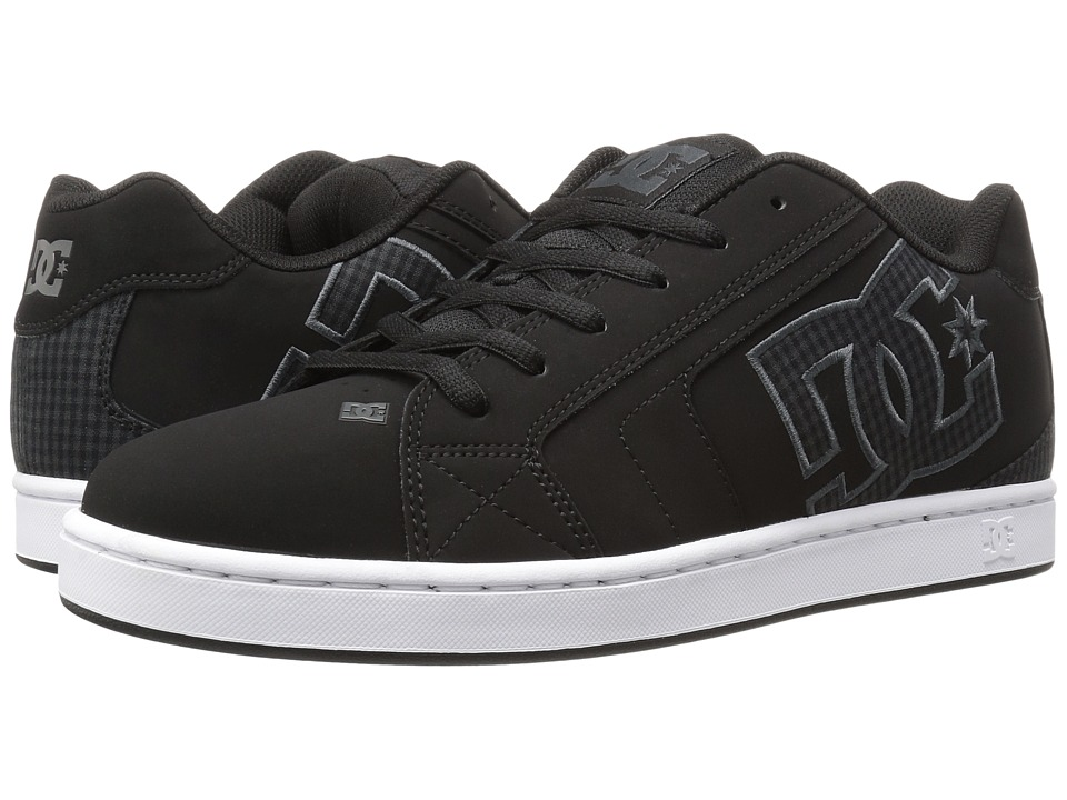 DC - Net SE (Black/Black) Men's Skate Shoes