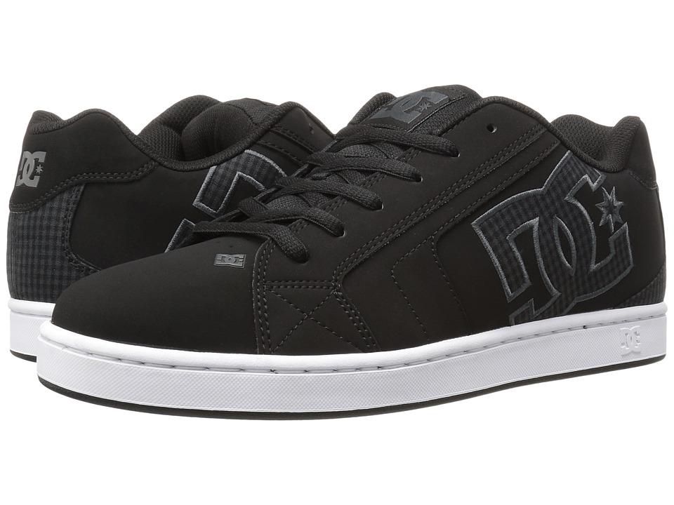 DC - Net SE (Black/Black) Men's Skate Shoes