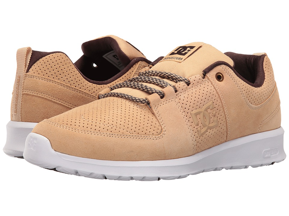 DC - Lynx Lite (Tan) Skate Shoes