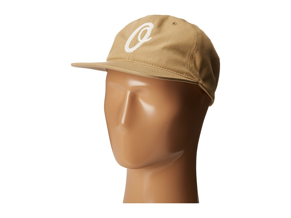 Obey - Bunt 6 Panel Hat (Sand) Caps