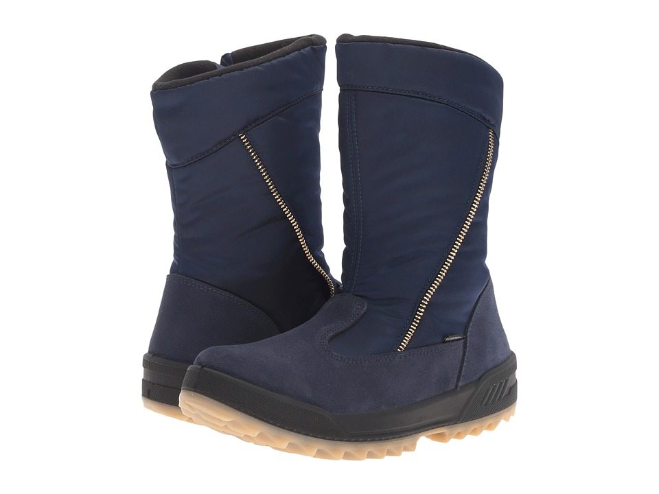 Blondo - Iceland Waterproof (Navy Multi) Women's Boots