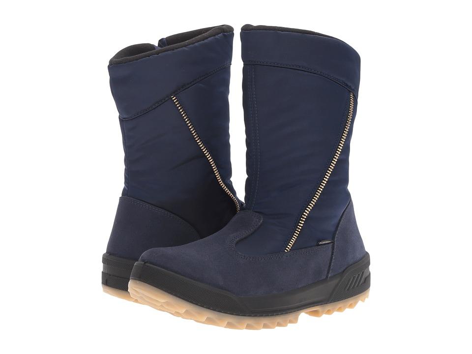 Blondo - Iceland Waterproof (Navy Multi) Women's Boots