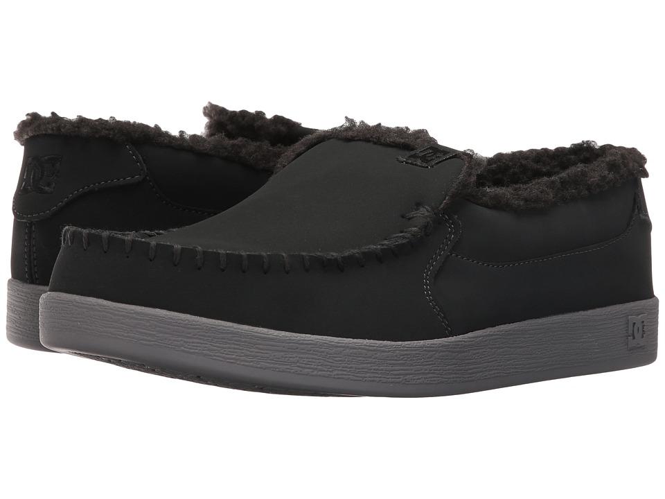 DC - Villain WNT (Grey) Men's Skate Shoes