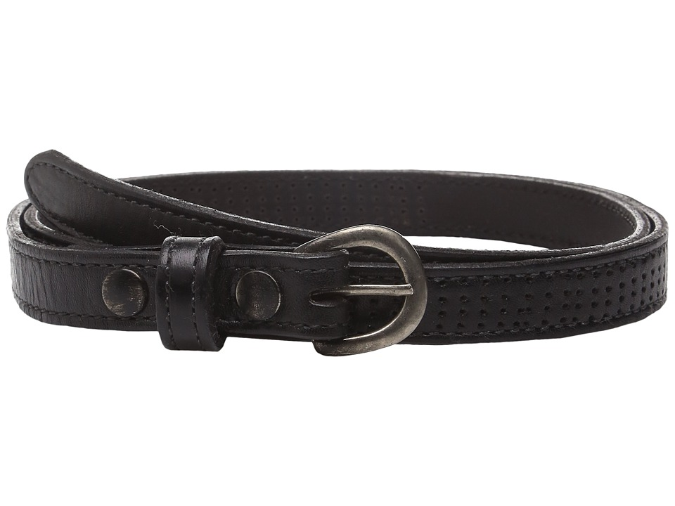 Bed Stu - Janelle (Black Rustic) Women's Belts