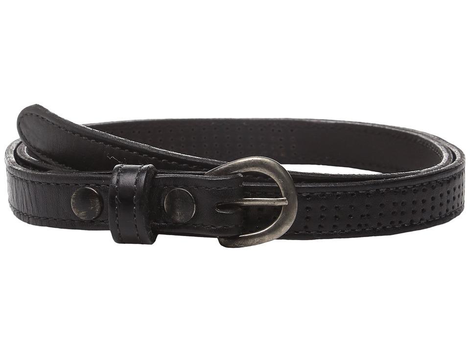 Bed Stu - Janelle (Black Rustic) Women's Belts