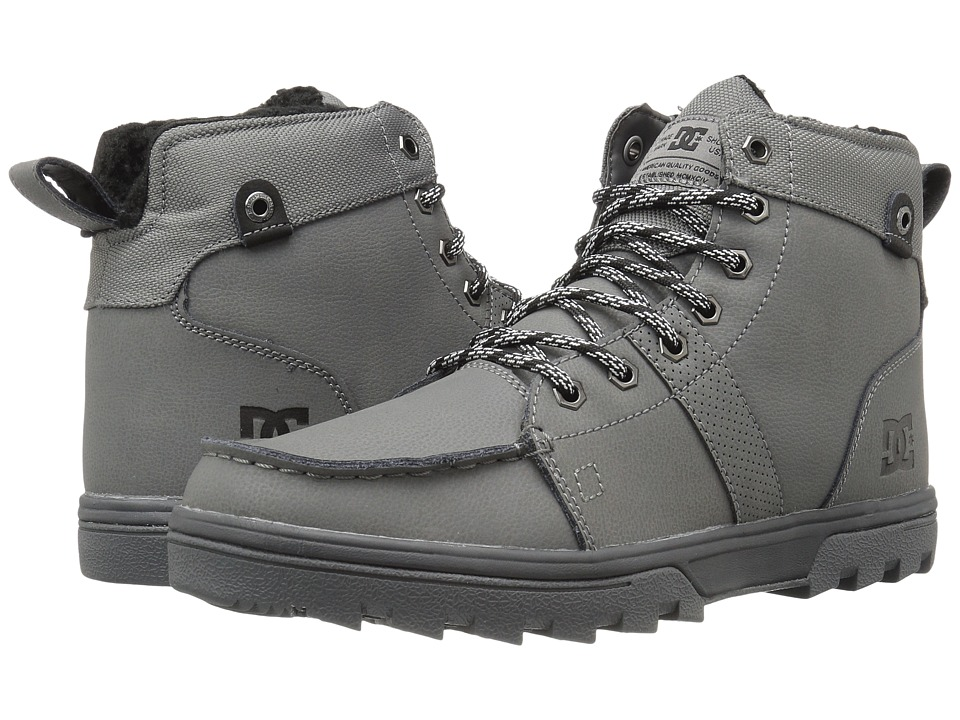 DC Woodland (Grey) Men