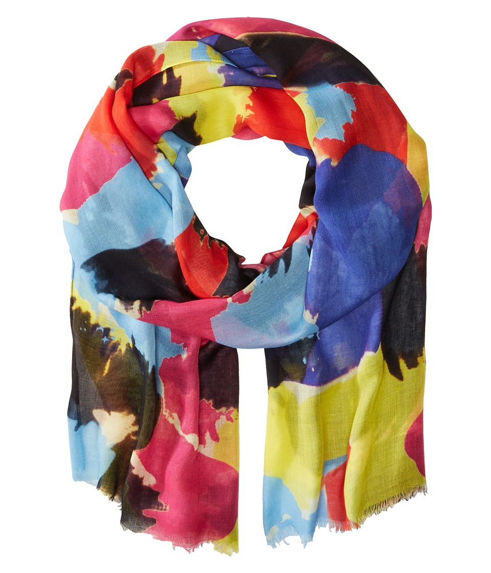 Bindya - Lulla by Bindya Pop Brush Strok (Multi) Scarves