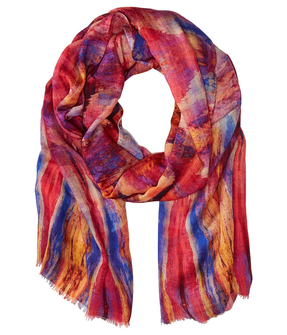 Bindya - Vintage Ikat (Multi) Scarves