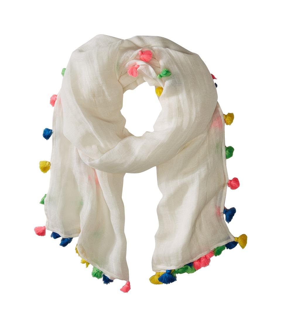 Bindya - Lulla by Bindya Multi Tassel (Neon) Scarves