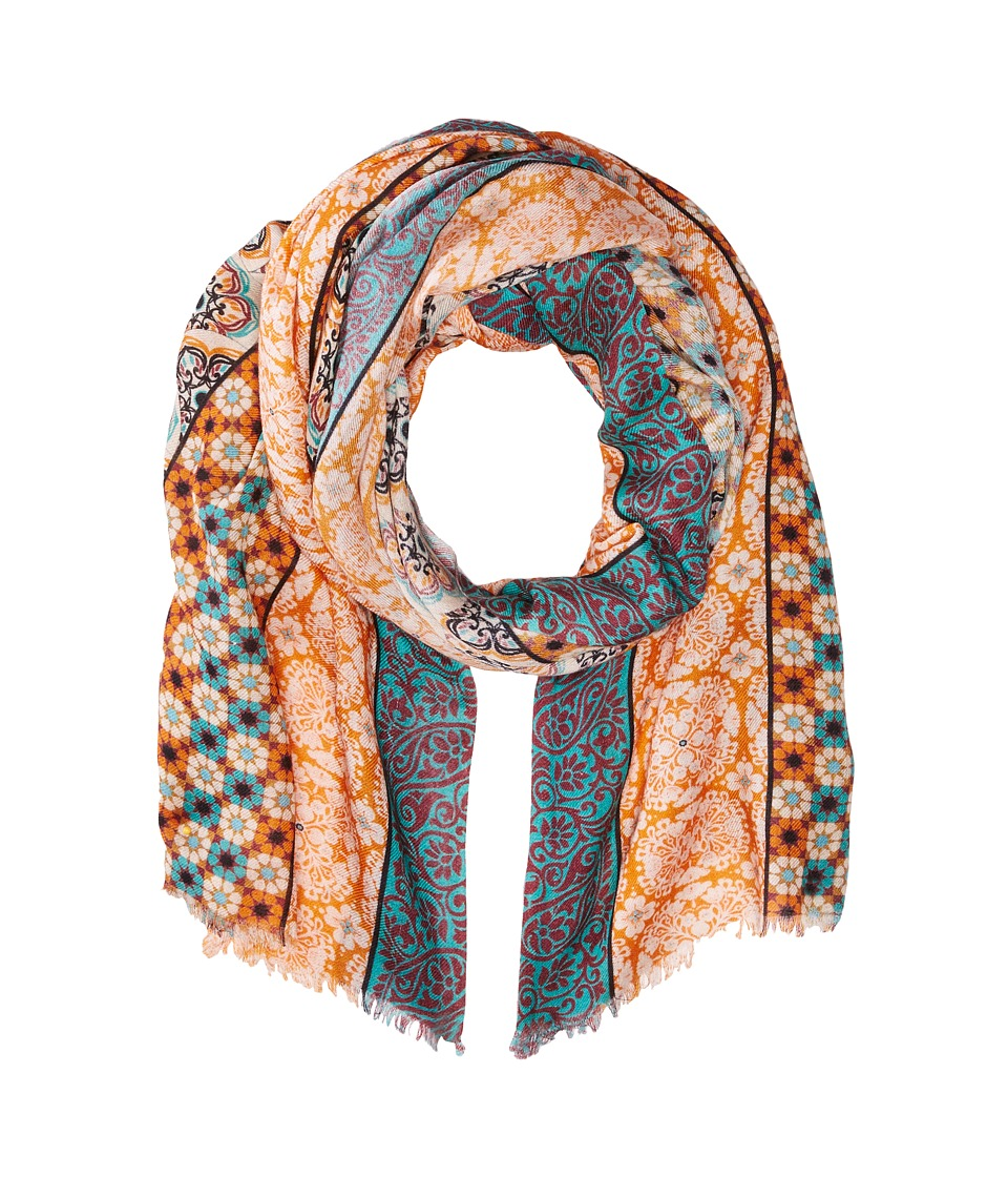 Bindya - Ethnic Craze (Orange Multi) Scarves