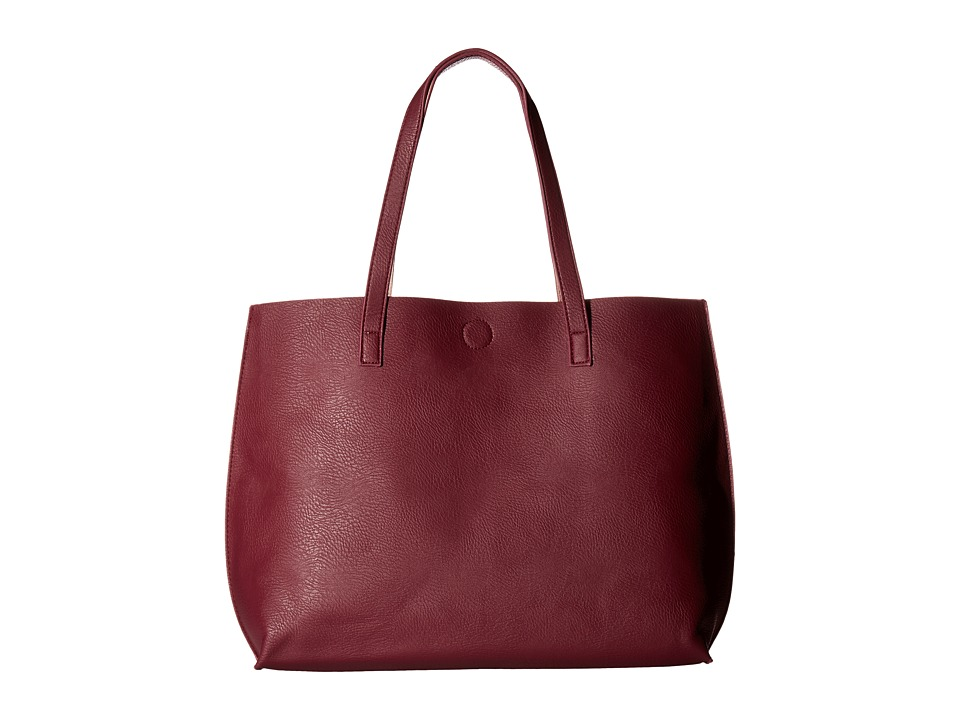 Gabriella Rocha - Bridget Reversible Tote (Wine/Bone) Tote Handbags