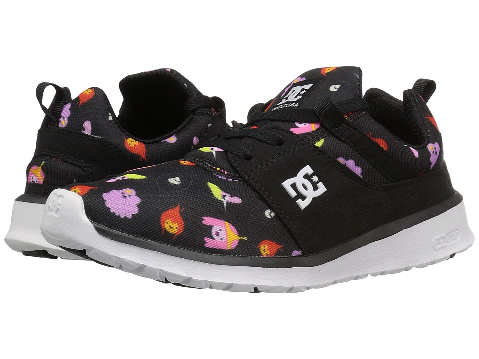 DC - Heathrow X AT (Black/Multi) Women's Shoes