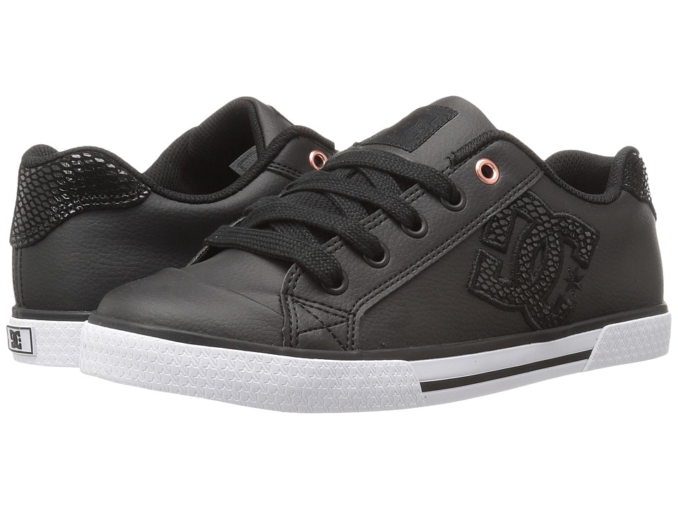 DC - Chelsea SE W (Black/Black) Women's Skate Shoes