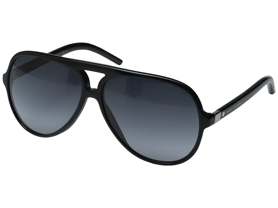 Marc Jacobs - Marc 70/S (Black/Gray Gradient) Fashion Sunglasses