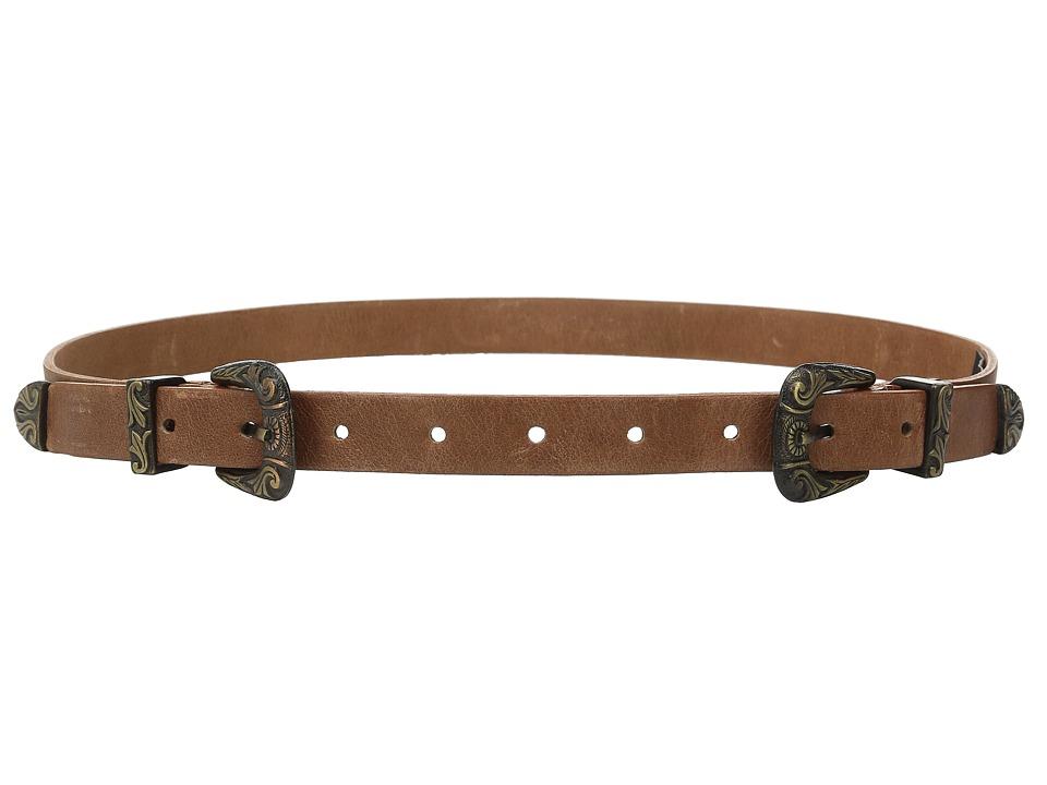 ADA Collection - Jenna Belt (Cognac/Bronze) Women's Belts