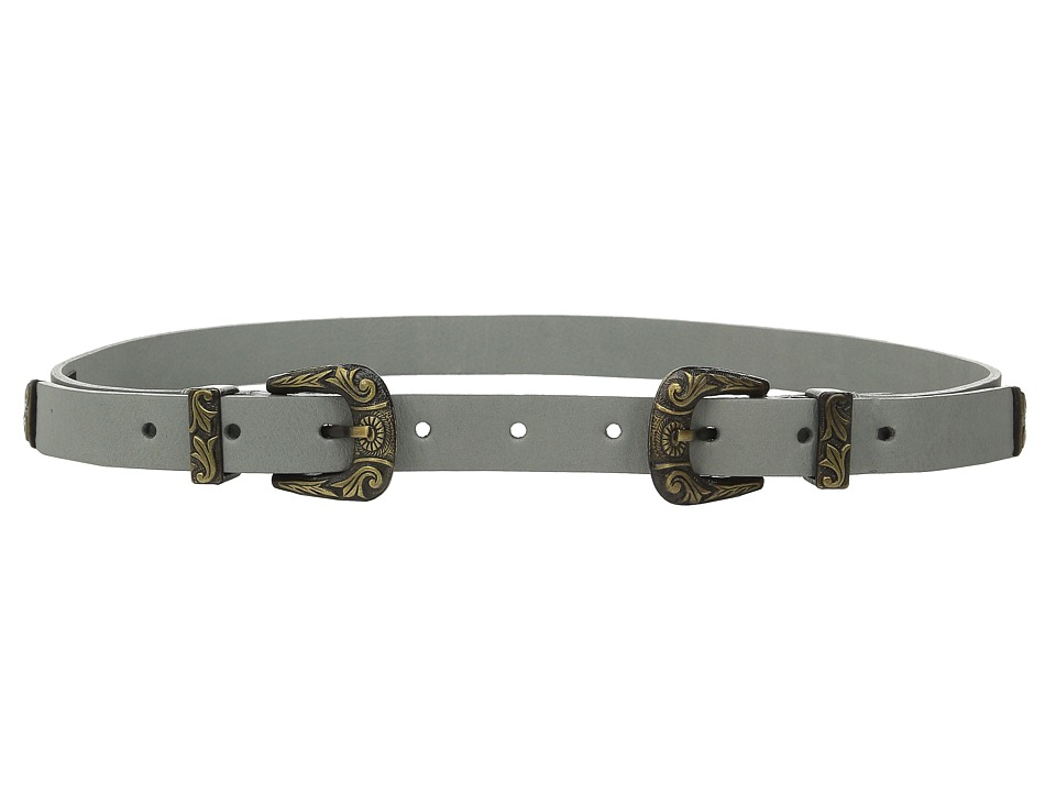 ADA Collection - Jenna Belt (Grey) Women's Belts