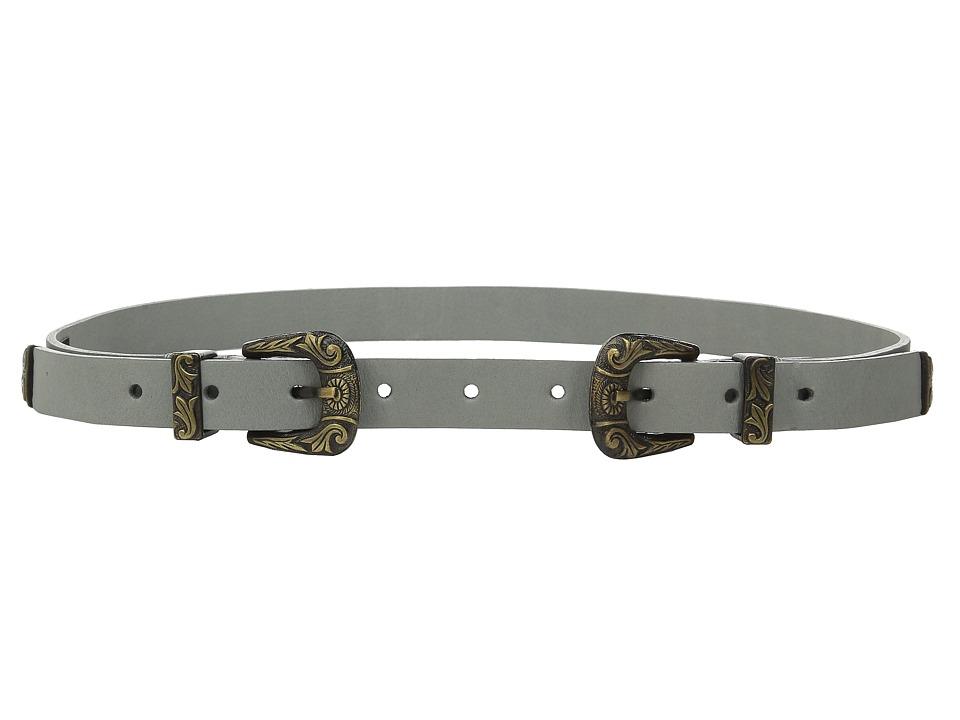 ADA Collection - Jenna Belt (Grey) Women's Belts