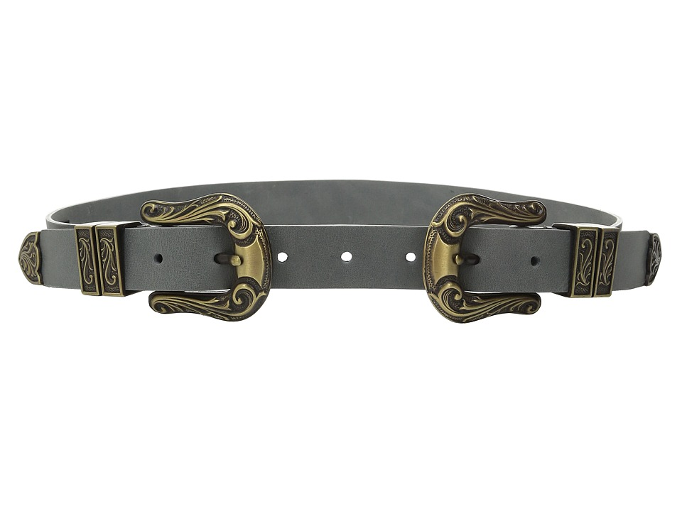 ADA Collection - Jule Belt (Grey) Women's Belts