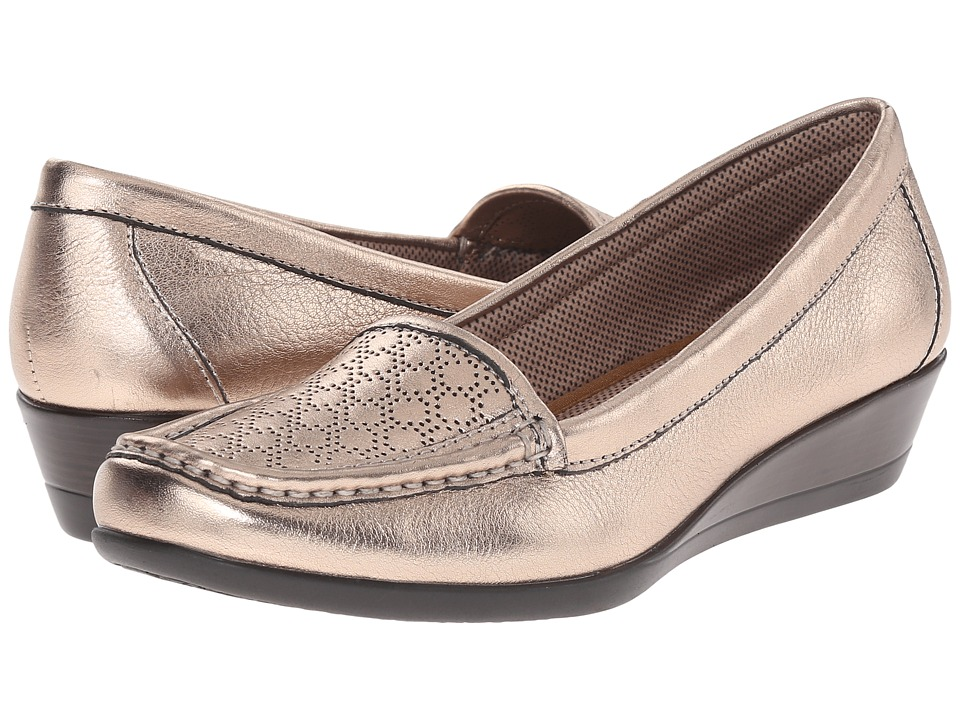 Eastland - Grace (Gold) Women's Shoes