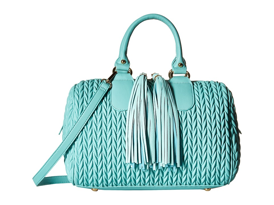 Gabriella Rocha - Mariana Satchel with Tassels (Mint) Satchel Handbags
