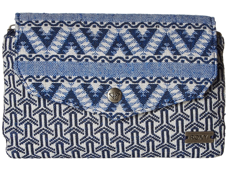 Roxy - Awai Wallet (True Navy) Wallet Handbags