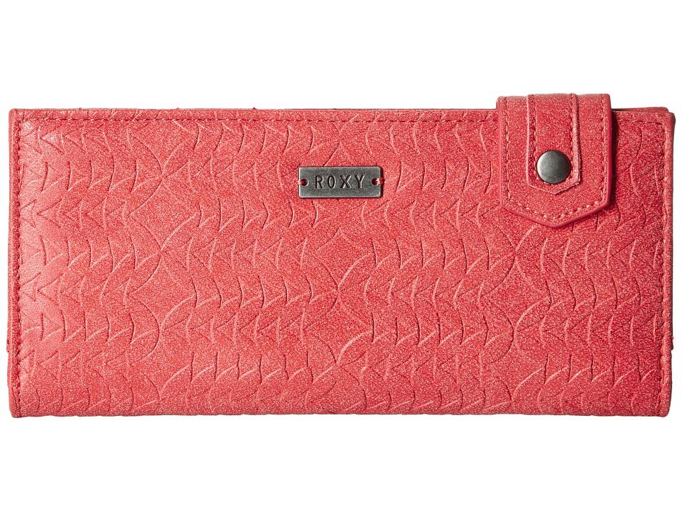 Roxy - Solar System Wallet (Geranium) Wallet Handbags
