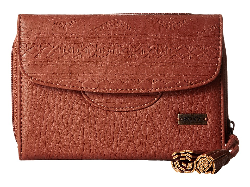 Roxy - Summer Dream Wallet (Camel) Wallet Handbags