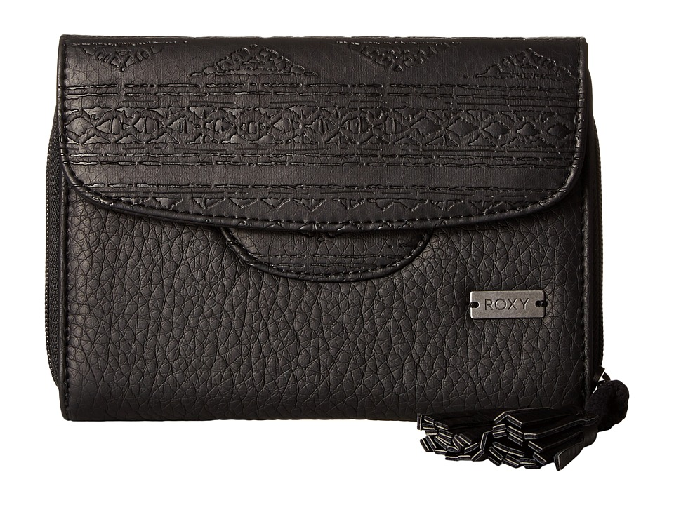 Roxy - Summer Dream Wallet (True Black) Wallet Handbags