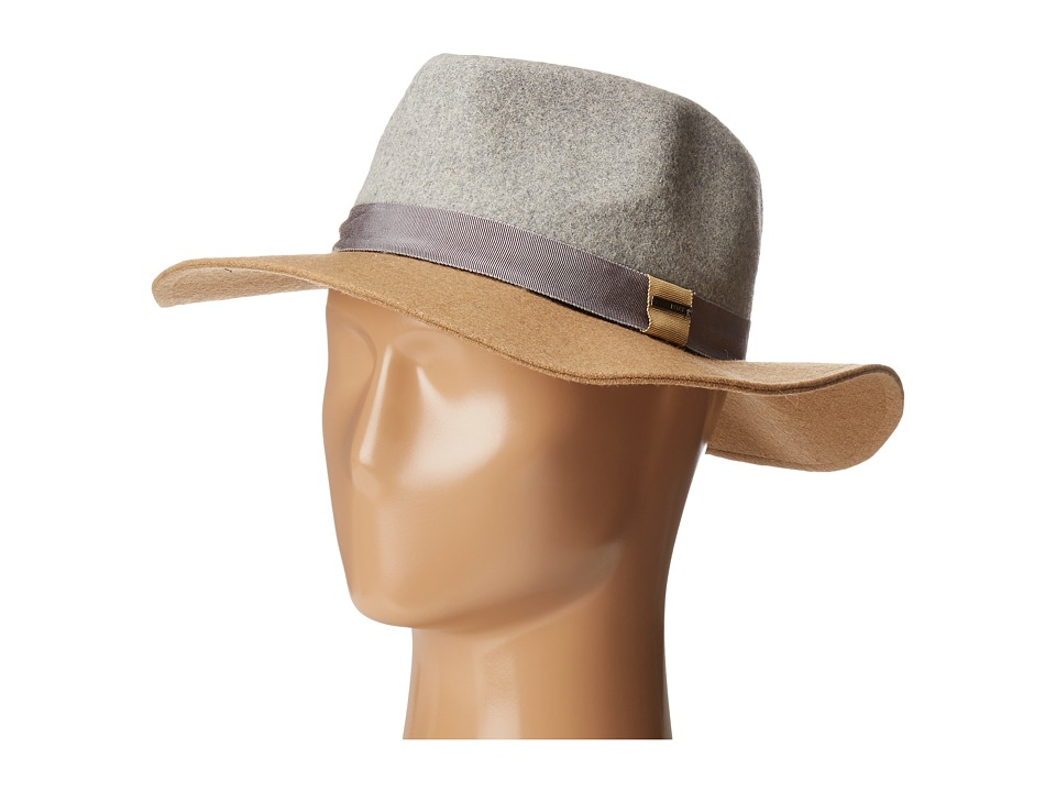 Roxy - Wild Honey Felt Hat (Latte) Traditional Hats