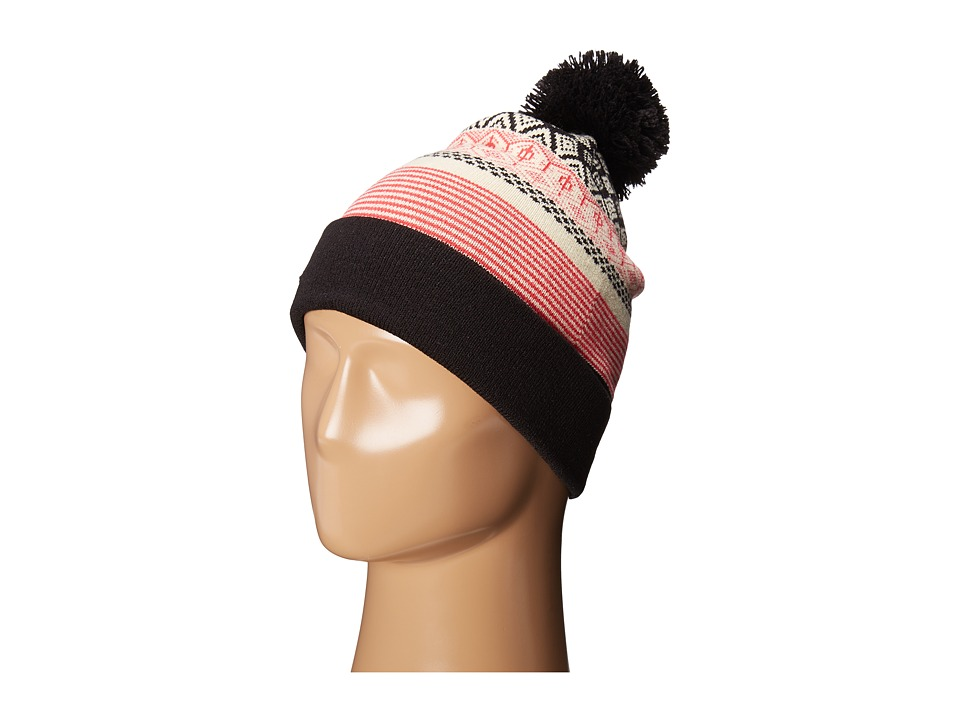 Roxy - Retro Snow-Beanie (True Black) Beanies