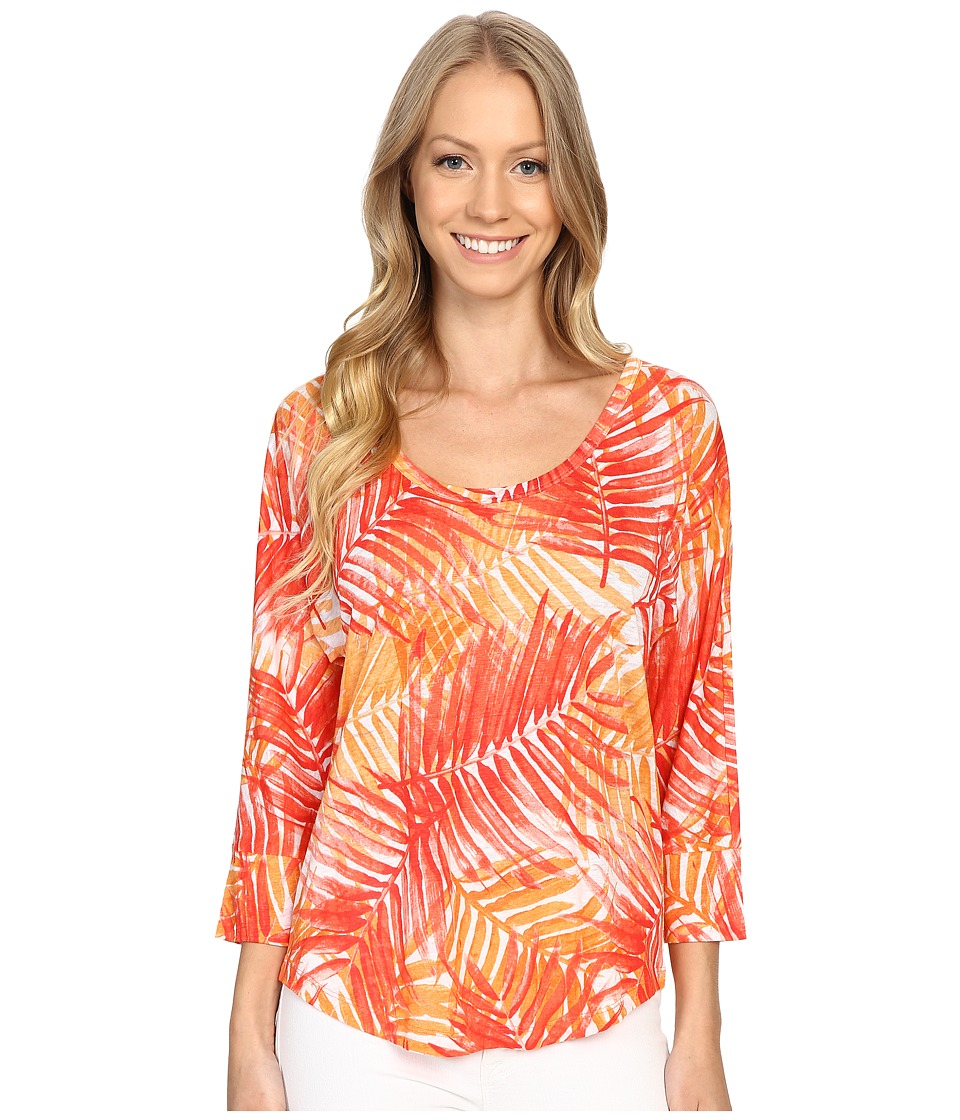 Tommy Bahama Palm Party Scoop T-Shirt (Apple Blossom) Women