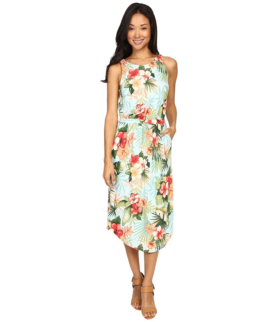 Tommy Bahama - Solidad Oasis Midi Dress (Island Ice) Women's Dress