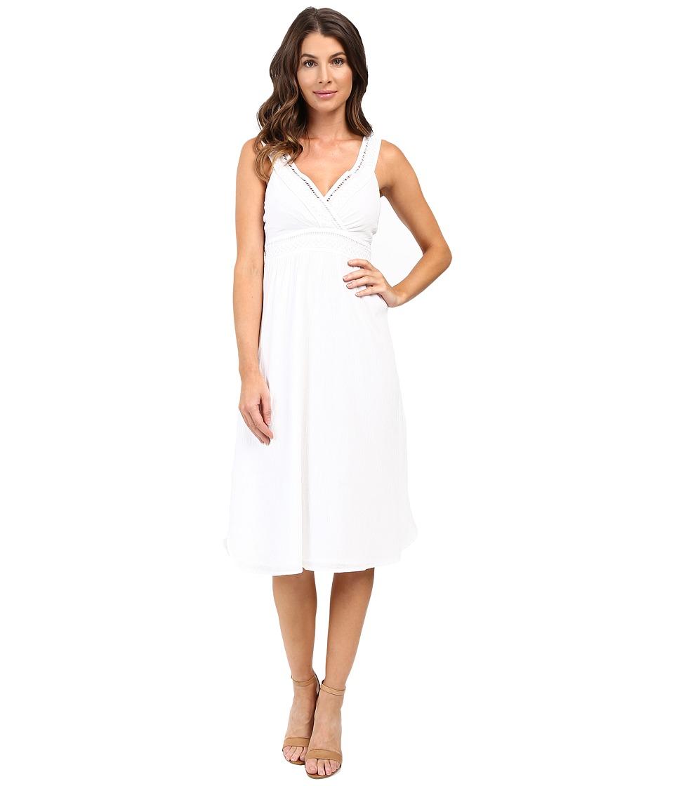 Tommy Bahama - Gloria Gauze Dress (Bright White) Women's Dress