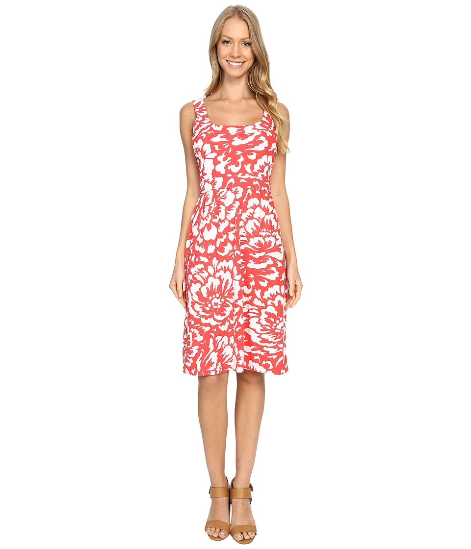 Tommy Bahama - Floraciones Square Neck Dress (Apple Blossom) Women's Dress