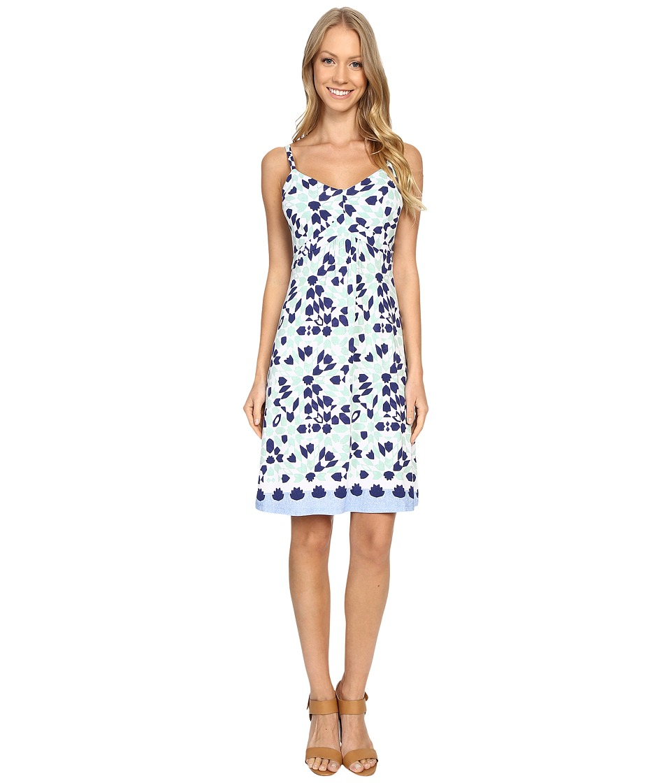 Tommy Bahama - Border Tiles Short Dress (Deep Space) Women's Dress