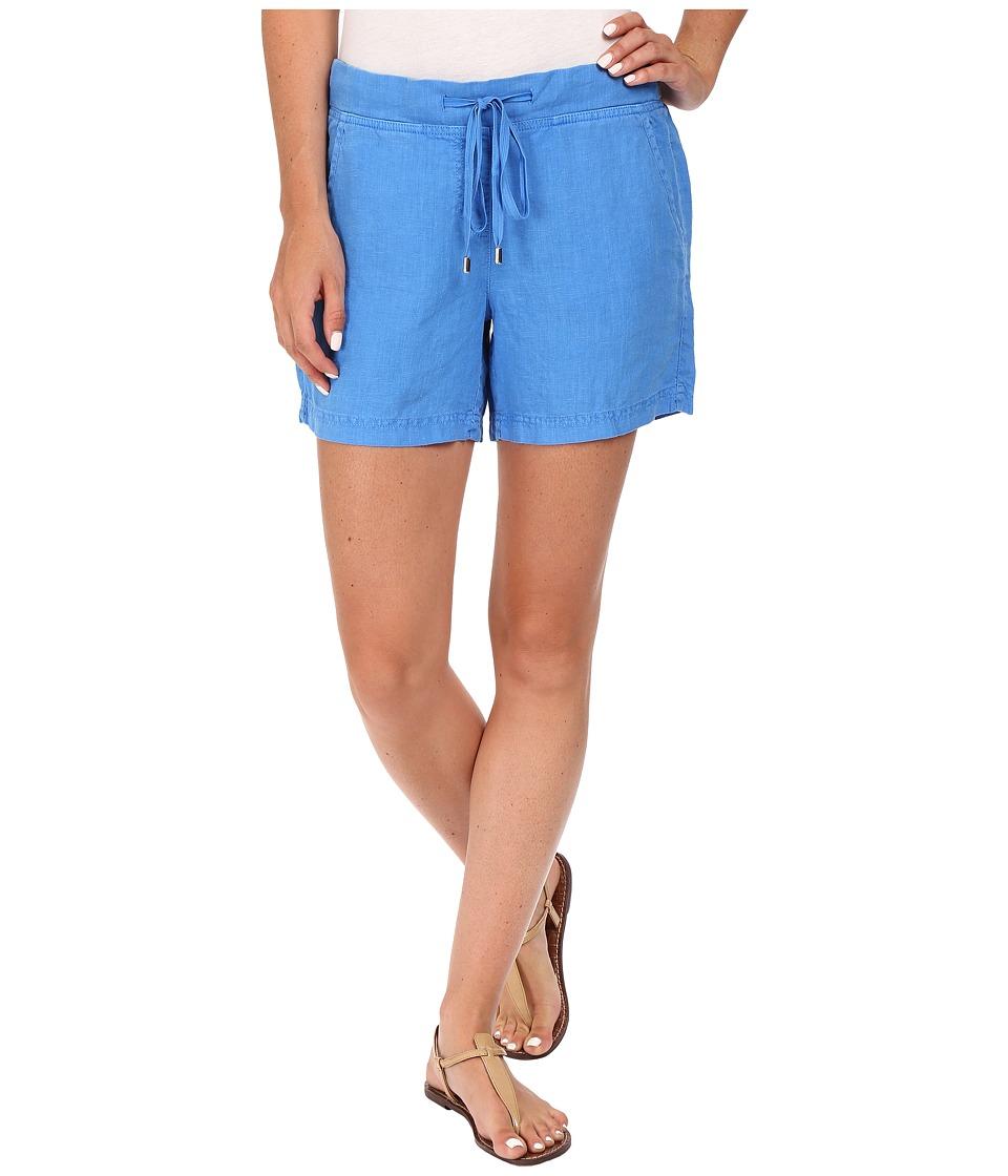 Tommy Bahama - Two Palms Drawstring Shorts (Campanula) Women's Shorts