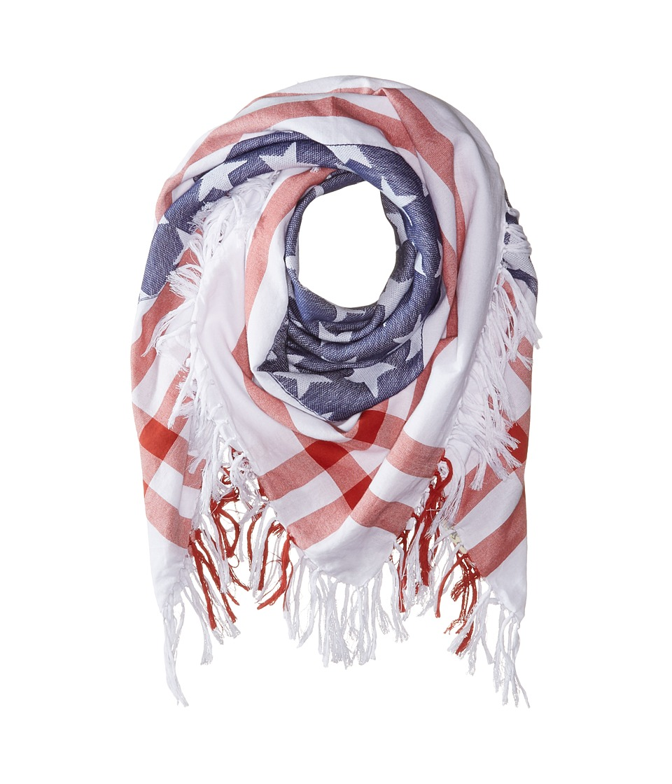 Michael Stars - My Country Square Scarf (Samba) Scarves