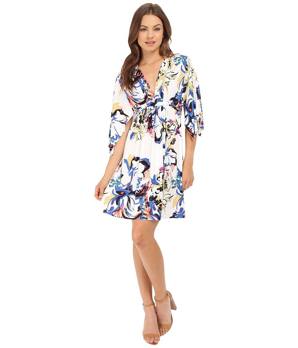 Rachel Pally - Mini Caftan Dress Print (Botanical) Women's Dress
