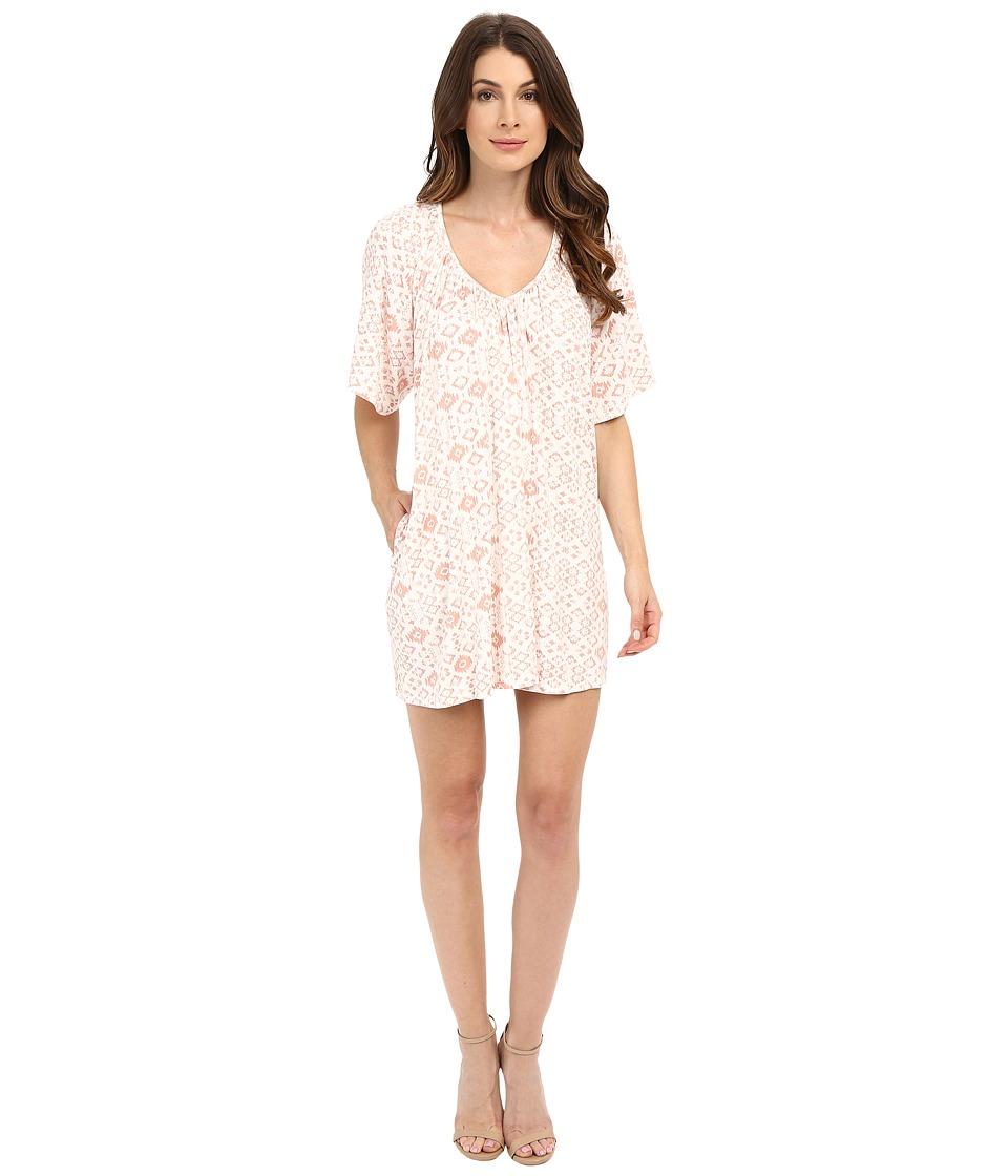 Rachel Pally Joss Dress Print (Dusty Medallion) Women