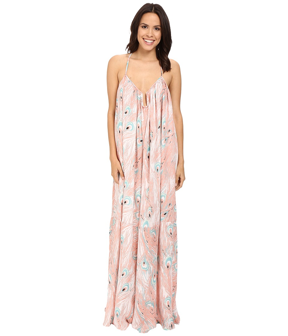 Rachel Pally Crepe Mirage Dress (Pluma) Women