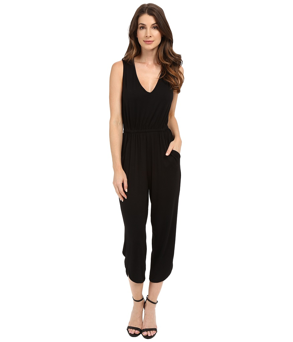 Rachel Pally - Lura Jumpsuit (Black) Women's Jumpsuit & Rompers One Piece